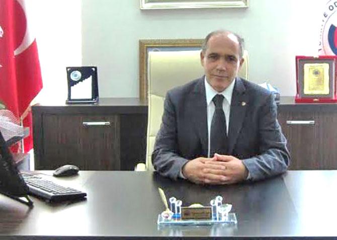 Iğdır Sanayi ve Ticaret Odası Başkanı Kamil Arslan