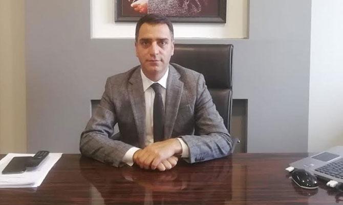 Van Sanayi ve Ticaret Odası Genel Sekreteri Cengiz Aras