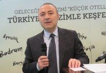 Ertan Ustaoğlu Tükoder Başkanı